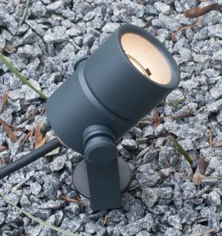 Molto Luce HARK Aufbaustrahler LED 4,7W warmweiß